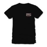 Goodguys Mens C 10 Black Tee - Front