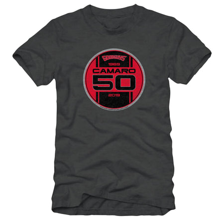 Men's Long Sleeve Ss '67 Camaro T-Shirt