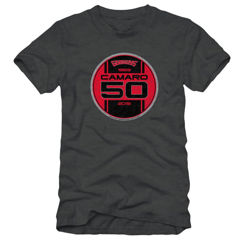 50 Years Of Camaro Exclusive T-Shirt