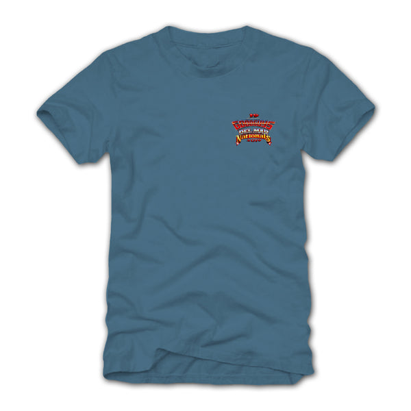 2019 DEL MAR BLUE EVENT EXCLUSIVE T-SHIRT-Event Exclusives-Shop Goodguys
