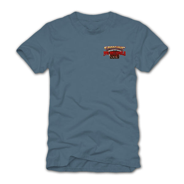 2019 Ppg Nationals Blue Event Exclusive T-Shirt