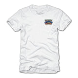 Goodguys 2019 Colorado Nationals White Event Exclusive T-Shirt - Front