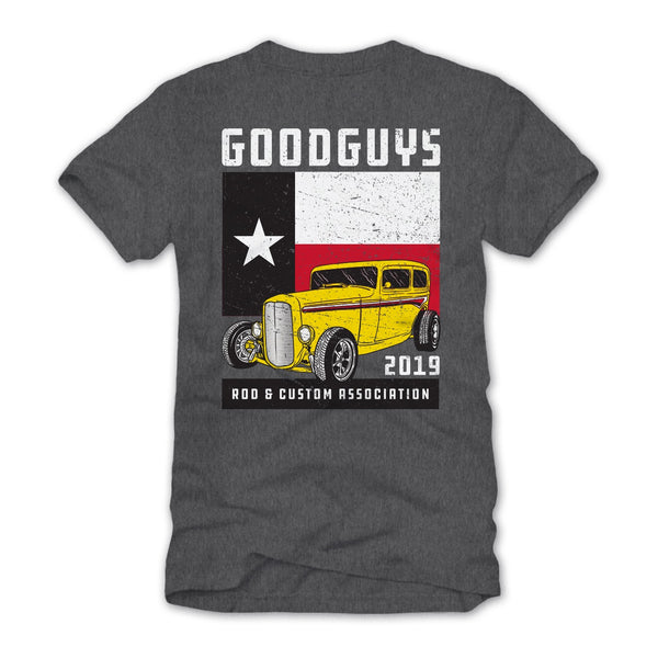 2019 TEXAS SUPER EXCLUSIVE T-SHIRT-Event Exclusives-Shop Goodguys