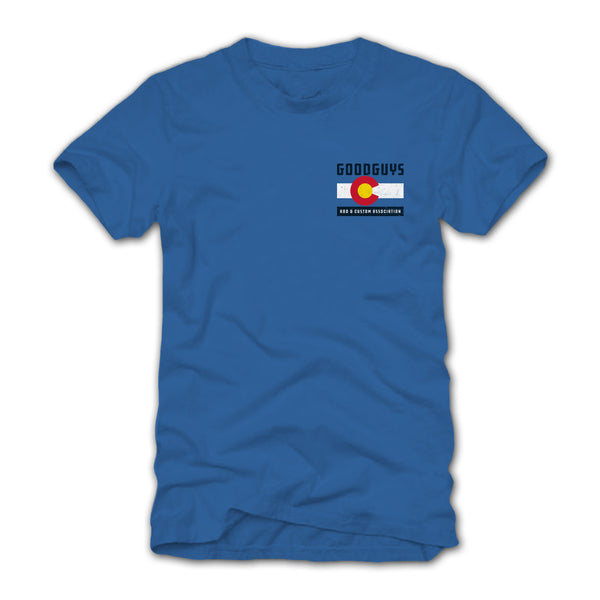 2019 COLORADO SUPER EXCLUSIVE T-SHIRT-Event Exclusives-Shop Goodguys