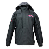 Goodguys Grand Hooded Jacket Black - Front