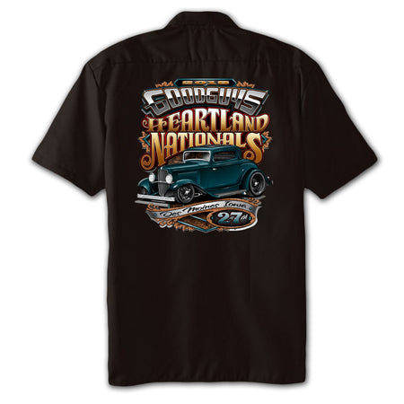 HEARTLAND NATIONALS WHITE EVENT EXCLUSIVE T-SHIRT