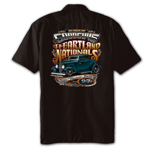 Heartland Nationals 2018 Event Exclusive Dickies Shirt