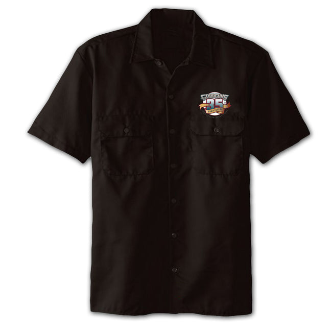 2018 heartland nationals des moines men's garage shirt - back