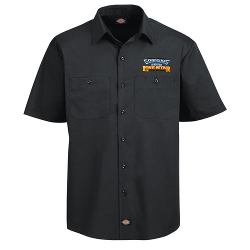 2019 SPRING LONE STAR FT WORTH GARAGE EVENT EXCLUSIVE SHIRT-Event Exclusives-Shop Goodguys