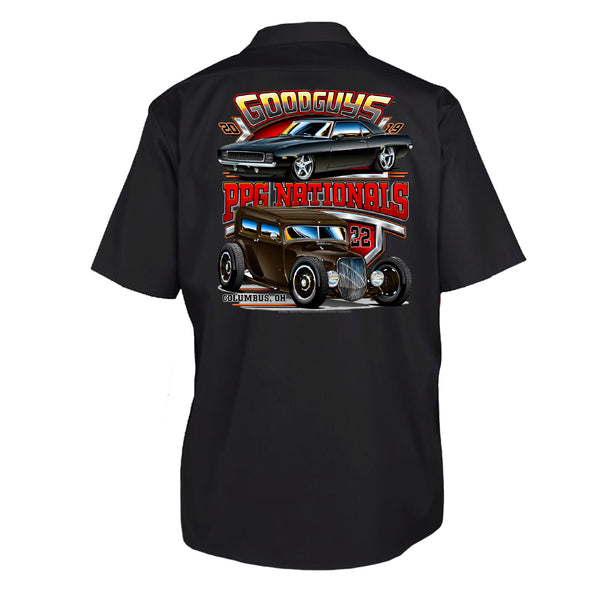 2019 Ppg Nationals Event Exclusive Garage Shirt