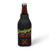 goodguys zipper beer koozie