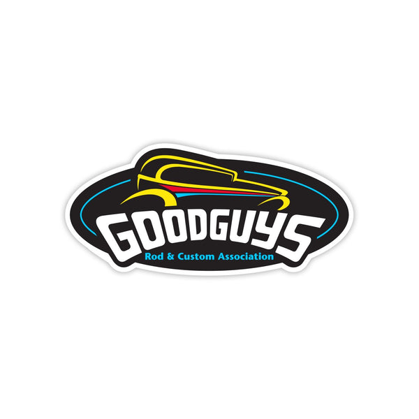 RETRO LOGO STICKER-Novelties-Shop Goodguys