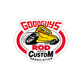 GOODGUYS TRAILER DECAL-Novelties-Shop Goodguys