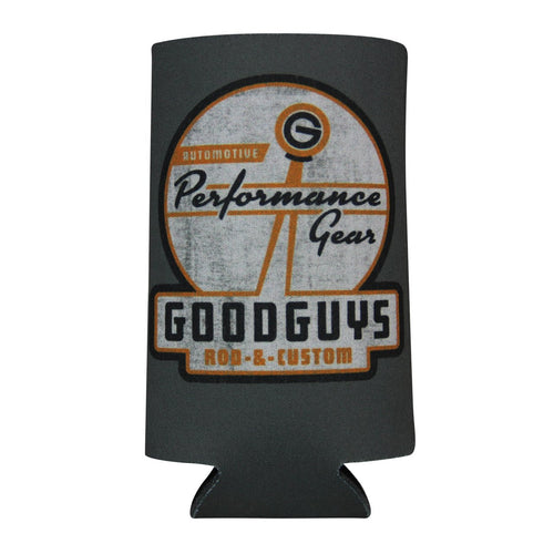 PERFORMANCE GEAR TALL BOY KOOZIE-Novelties-Shop Goodguys