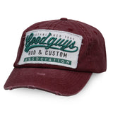 Mechanic Velcro Hat