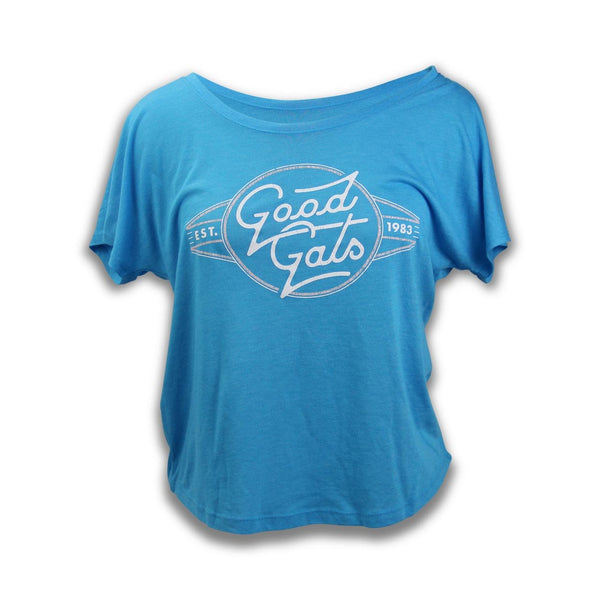 womens jersey style pastel racer t-shirt