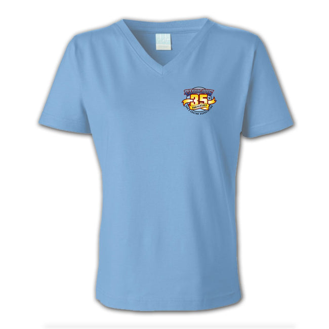 2018 east coast nationals rhinebeck women's T-shirt - back