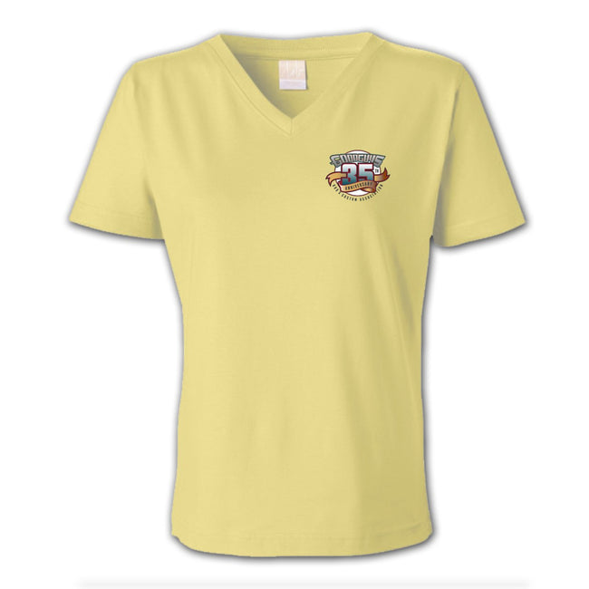 2018 heartland nationals des moines women's T-shirt - back