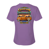 goodguys fall 2018 southwest nationals scottsdale women's t-shirt - front