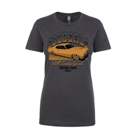 Women's Rod & Custom Sequal V-Neck T-Shirt