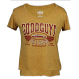 Greaser Babe Gold T-Shirt
