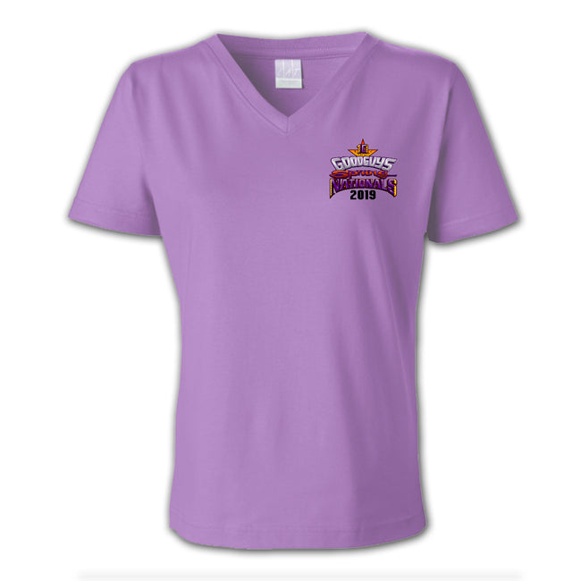 2019 SPRING NATIONALS LADIES EVENT EXCLUSIVE T-SHIRT-Event Exclusives-Shop Goodguys