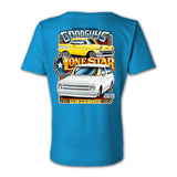 2019 SPRING LONE STAR FT WORTH LADIES EVENT EXCLUSIVE T-SHIRT-Event Exclusives-Shop Goodguys
