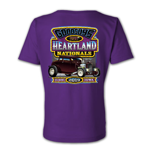 2019 Heartland Nationals Ladies Event Exclusive T-Shirt