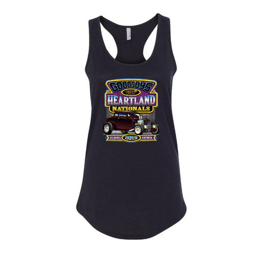 2019 Heartland Nationals Ladies Event Exclusive Tank