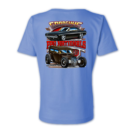 2019 Kentucky Nationals White Event Exclusive T-Shirt