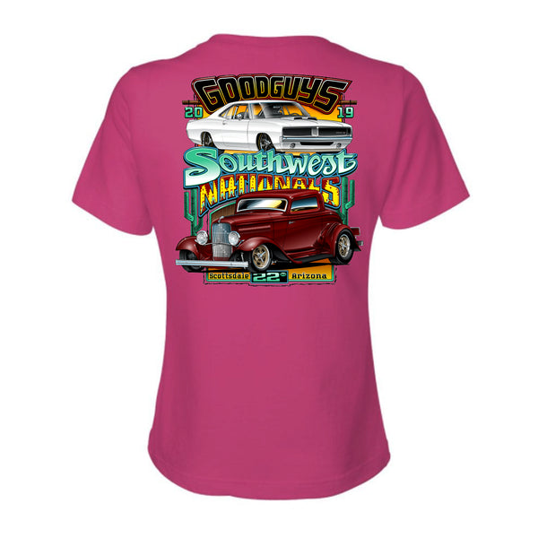 2019 Fall Southwest Nationals Ladies Event Exclusive T-Shirt