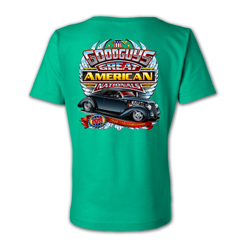 2019 Great American Nationals Ladies Event Exclusive T-Shirt