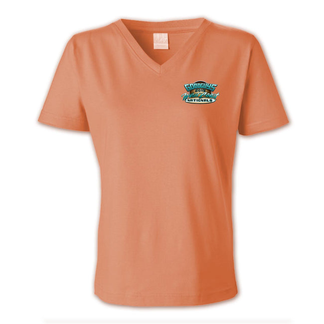 Goodguys 2019 West Coast Nationals Ladies Event Exclusive T-Shirt - Front