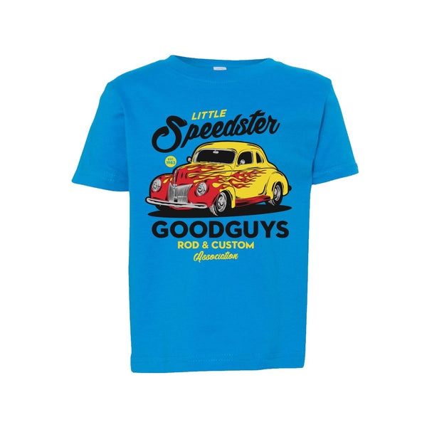 SPEEDSTER TODDLER T-SHIRT-Youth Tees-Shop Goodguys