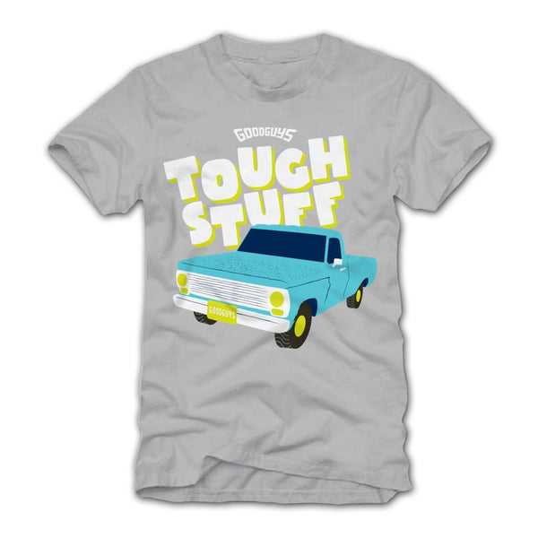 TOUGH STUFF T-SHIRT-Youth Tees-Shop Goodguys