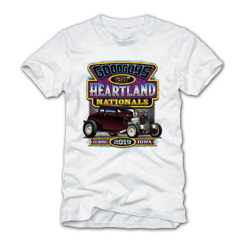 2019 Heartland Nationals Event Exclusive Youth T-Shirt
