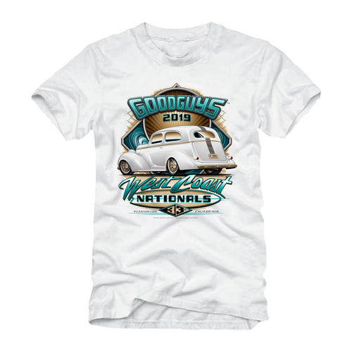 2019 West Coast Nationals Youth Event Exclusive T-Shirt