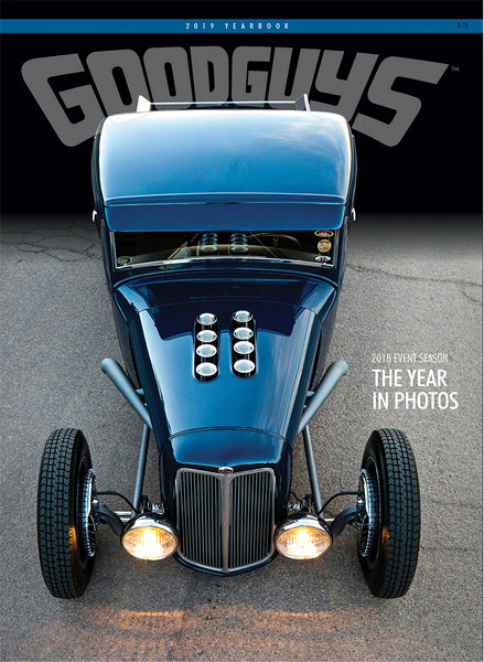 GOODGUYS 2019 YEARBOOK-Novelties-Shop Goodguys