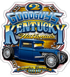 Goodguys 2019 Kentucky Nationals Event Exclusive Sticker