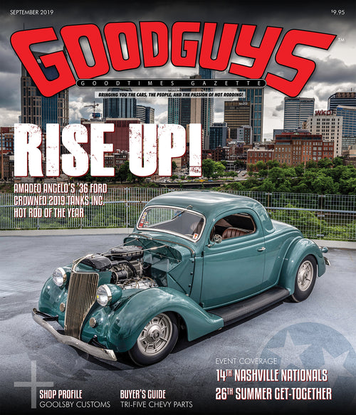 September 2019 Goodguys Goodtimes Gazette