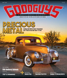 2018 may Goodguys goodtimes gazette - front