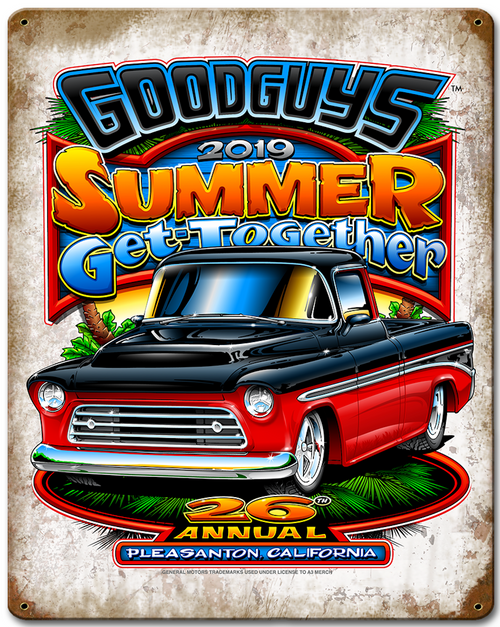 2019 good guys summer get together pleasanton