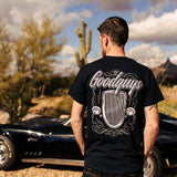 Goodguys Mens Lights Out Black - Front - Lifestyle
