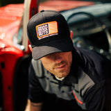 PROUD SNAPBACK HAT-Men's Hats-Shop Goodguys