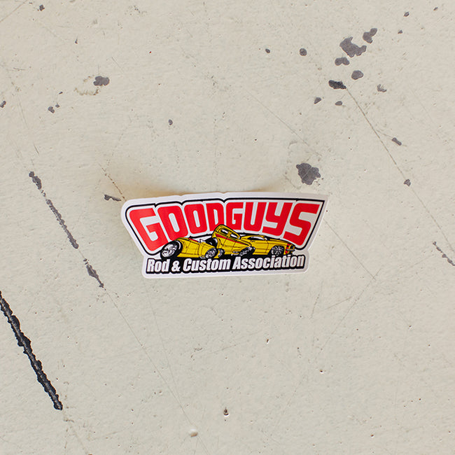 2019 TRI CAR DECAL-Novelties-Shop Goodguys