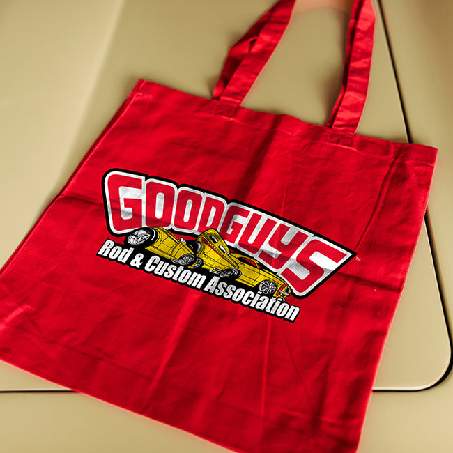 GOODGUYS TOTE BAG-Novelties-Shop Goodguys