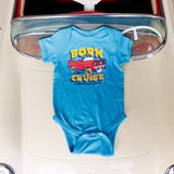 BORN TO CRUISE ONESIE-Youth Tees-Shop Goodguys
