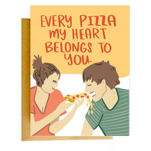 Every Pizza My Heart