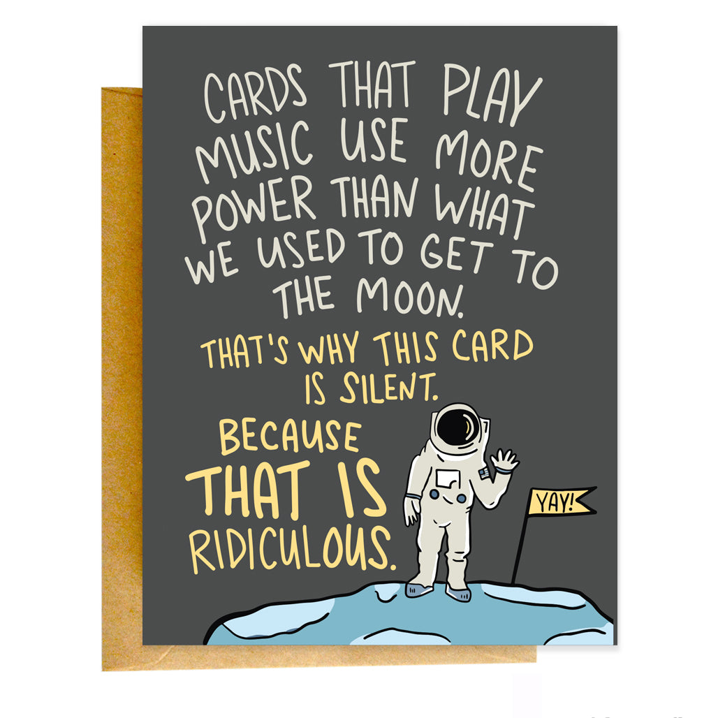 Cards That Play Music