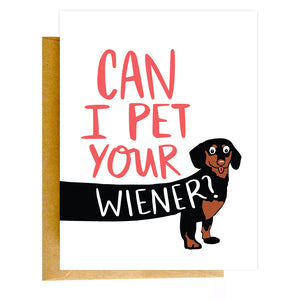 Pet Your Wiener